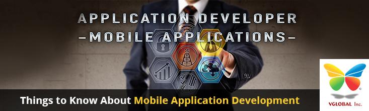 Mobile Application Development Trends | Vglobal Inc